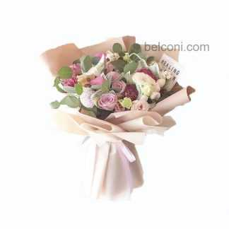 9a155cedfced07d43e4614958a5044b4 flower wrap bouquets 324x324 - Stay With Me - valentines-day-special, tropica-flowers, super-deals, rose-hand-bouquets, new-born-baby, korean-design, happy-birthday, hand-bouquets, exclusive-mothers-day-design, exclusive-designs, european-designs, anniversary