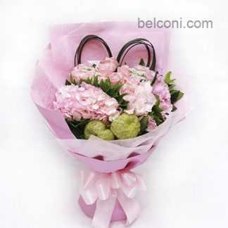 Hydrangea Hand Bouquets