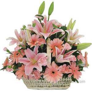 Flower Basket 15