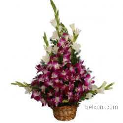 Flower Basket 25