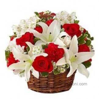 Flower Basket 19