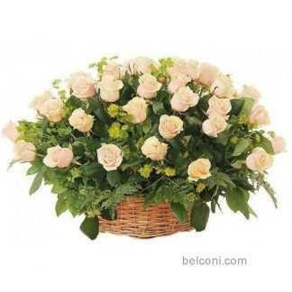 Flower Basket 08