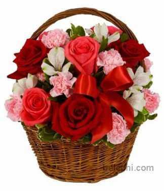 Flower Basket 20
