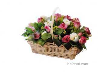 Flower Basket 27