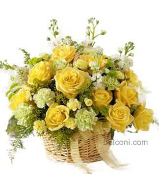 Flower Basket 11