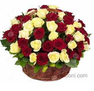 Flower Basket 07