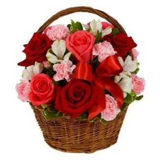 Flower Basket 03