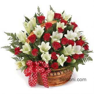 Flower Basket 13
