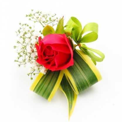 Wedding corsage 07