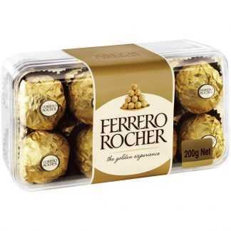 Ferrero rocher tower box