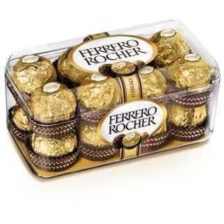 Ferrero rocher chocolate box
