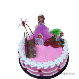 Z Dream's fairy 3D cake