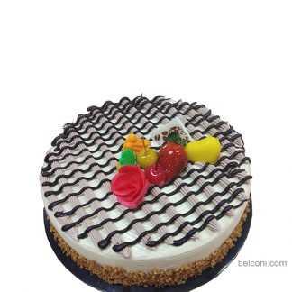 Mixture opera cake