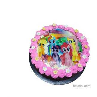 Z 3D Kids cake