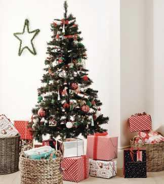 Merry p Christmas Tree-CD-18