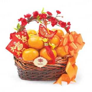 CNY 01: Fruit Basket