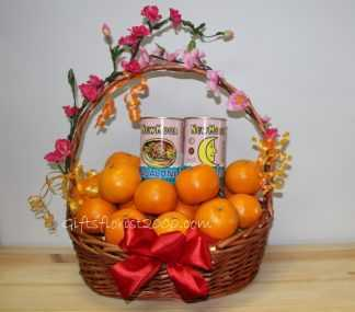CNY 05 : Fruit Basket