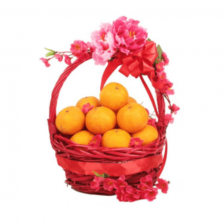 CNY 04 : Fruit Basket