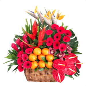 CNY 08 : Fruit Basket