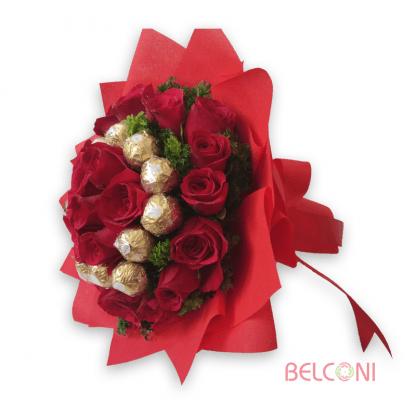 Beautiful Chocolates Bouquet
